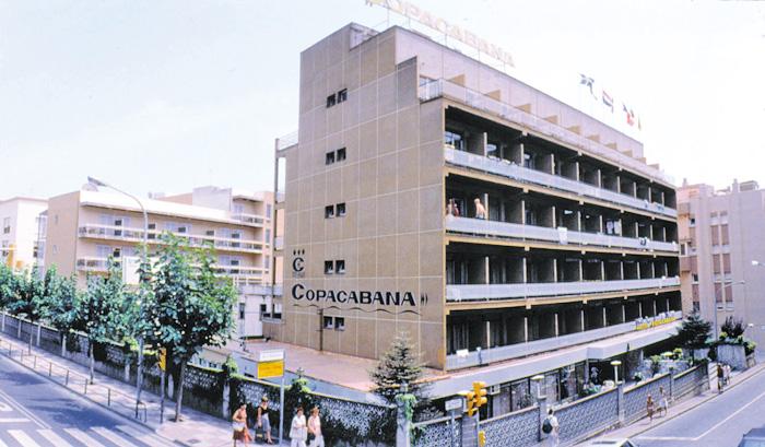 Отель copacabana 3 испания фото