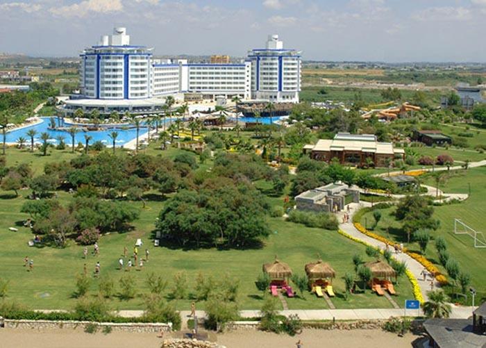 Отель Lares Park Hotel 5* / Турция / Анталья - фото