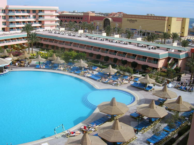Отель Sindbad Beach 4* Хургада Египет — отзывы