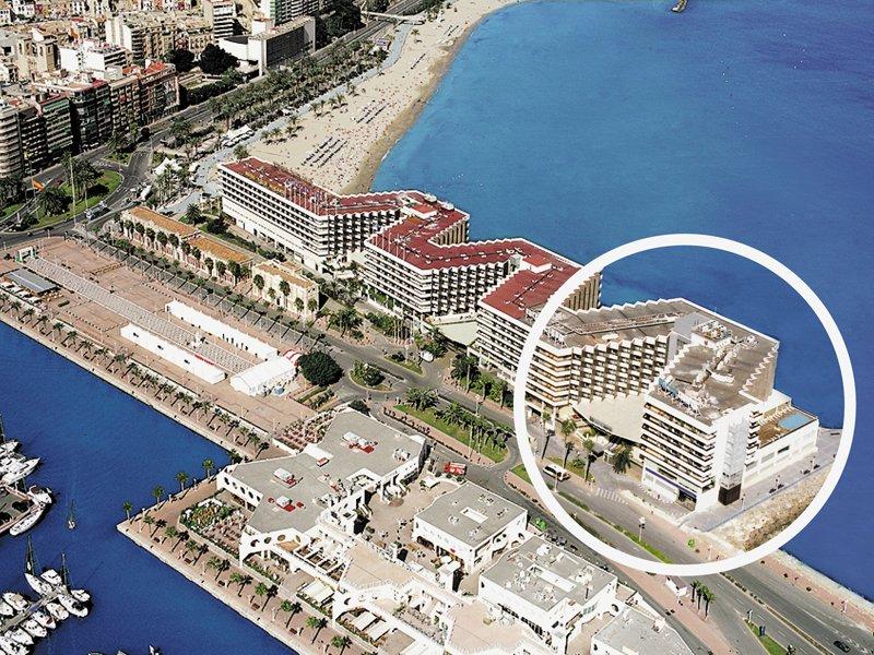 Отель спа порта марис аликанте