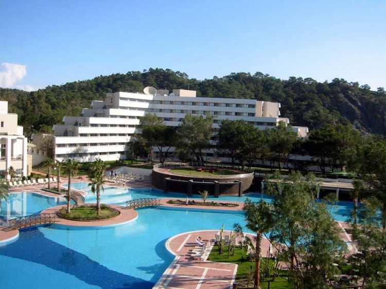 турция кемер лучшие отели